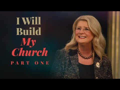 I Will Build My Church, Part 1 (January 3, 2021)  Cathy Duplantis