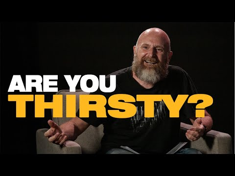 Are You Thirsty?  Rich Langton  Hillsong Creative Team Night on Demand  Sep 17th 2020