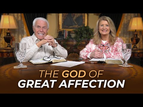 Boardroom Chat: The God Of Great Affection  Jesse & Cathy Duplantis