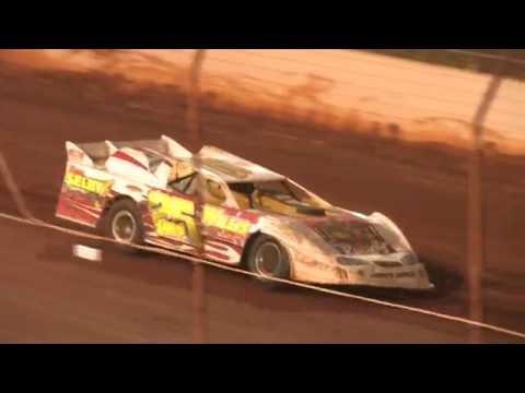 Crossville Raceway   Late Models   Aug. 3 , 2013 - dirt track racing video image