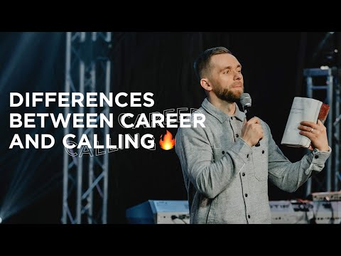 6 Differences Between Career and Calling