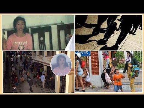 Nghệ An: Bắt cóc trẻ em giữa ban ngày