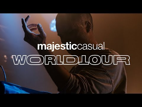 majestic – World Tour  - UCXIyz409s7bNWVcM-vjfdVA