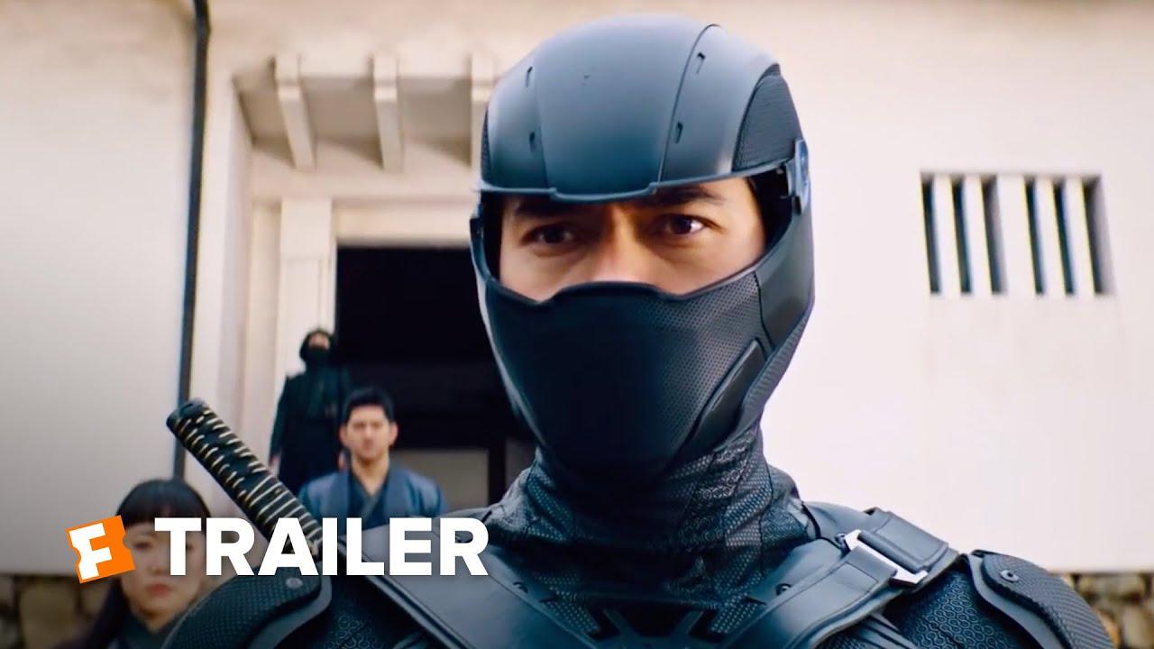 Snake Eyes: G.I. Joe Origins Final Trailer (2021)   Movieclips Trailers