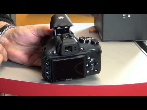 Videorecenze Fujifilm FinePix X-S1