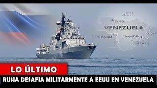 LO ULTIMO :  Rusia y Venezuela firman nuevo Acuerdo Militar que Preocupa a EEUU