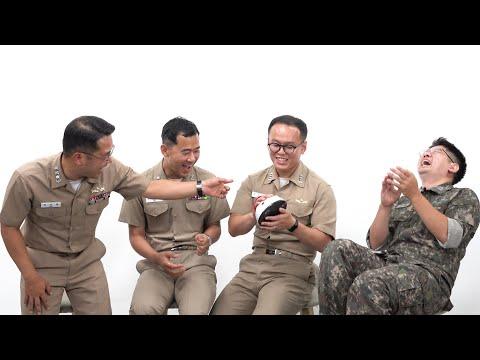 인터뷰 [해군 정보장교]