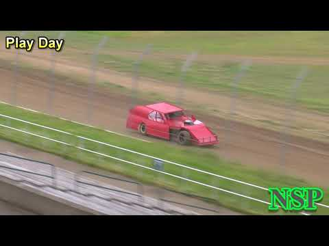 May 30, 2020 Modifieds Play Day Part 2 Grays Harbor Raceway - dirt track racing video image