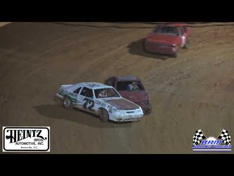 Georgia Enduros Feature - Lavonia Speedway 6/4/21 - dirt track racing video image