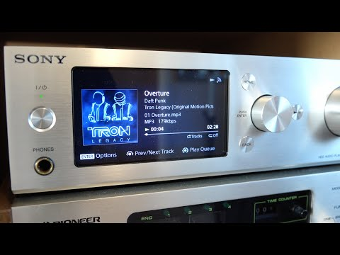 Using A Hi-Res Audio player to resurrect my ripped CDs (Part 2) - Sony HAP S1 - UC5I2hjZYiW9gZPVkvzM8_Cw