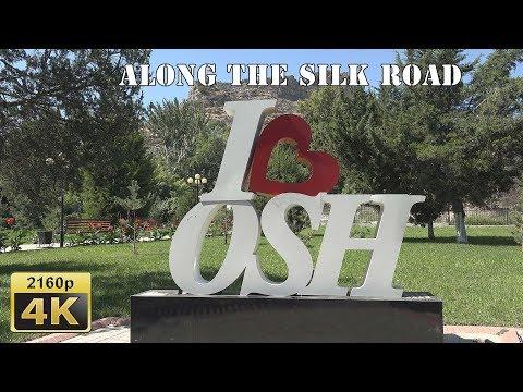 Strolling through Osh - Kyrgyzstan 4K Travel Channel - UCqv3b5EIRz-ZqBzUeEH7BKQ