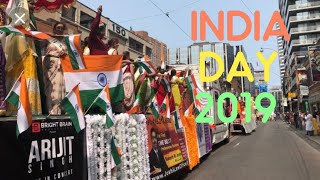 India independence Day Celebration I video # 3 I Nathan Philip Square I City Hall I Toronto I Canada