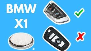Sostituire batteria chiave Bmw X1 F48