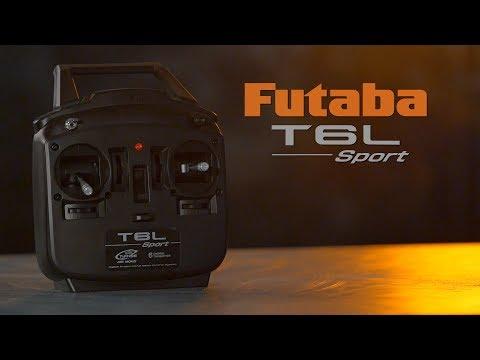 Futaba 6L Sport Transmitter : Spotlight - UCa9C6n0jPnndOL9IXJya_oQ
