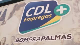 CDL + Empregos | BOMPRAPALMAS