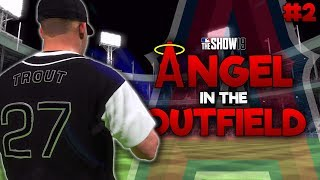 POLO GROUNDS MADNESS! Angel in the Outfield #2! MLB The Show 19 Diamond Dynasty