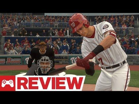 MLB The Show 18 Review - UCKy1dAqELo0zrOtPkf0eTMw