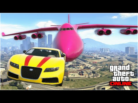 AWESOME GTA 5 STUNTS & FAILS (Funny Moments Compilation) - UCm1F9GekuQVNf93XU7-i9kw