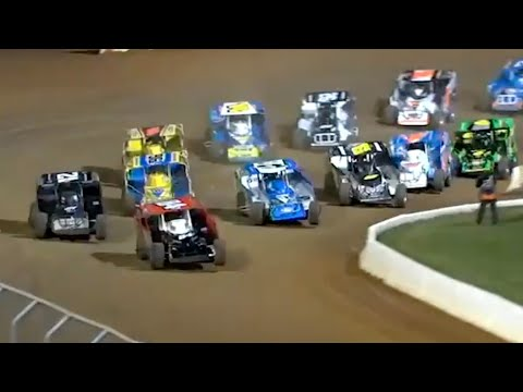 Short Track Super Series Modifieds | Speed Showcase 200 at Port Royal Speedway - dirt track racing video image