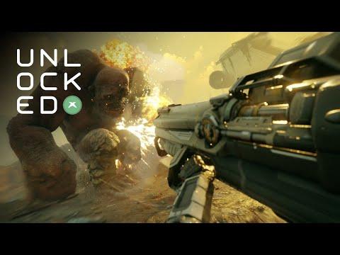 How Rage 2 Is (and Isn't) Like DOOM 2016 – Unlocked Highlight - UCKy1dAqELo0zrOtPkf0eTMw