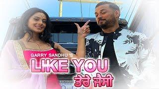 Like You ( ਤੇਰੇ ਜੈਸੀ ) | Garry Sandhu | Manpreet Toor | New Punjabi Song | Dainik Savera