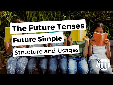 English Grammar - Future Simple - Usage - TEFL Online