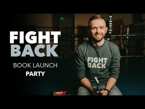 Fight Back Book Launch Party
