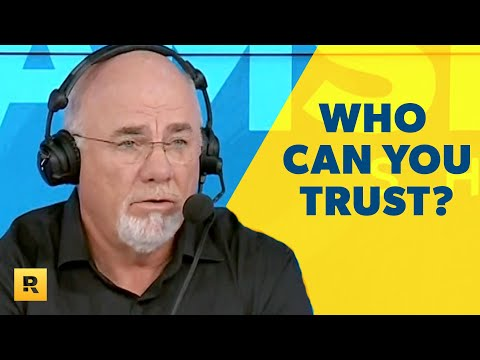 How Do You Find People You Can Trust?