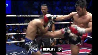 [ LAOS VS THAILAND] เพชรโพธิ์ชัย ครูอ๊อดเมืองโพนทอง VS ยอดชนะศึก ส.นิลทัย The Global Fight 2019 คู่5
