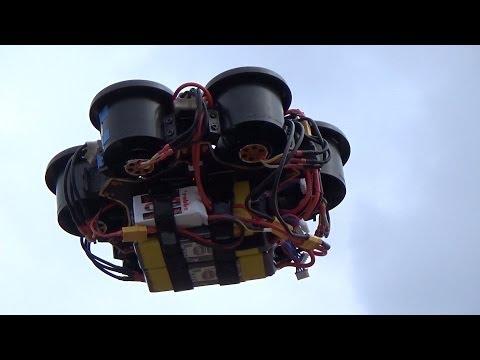 Electric Jet Multicopter I6 EDF - 2nd flight, Crash - 3.5kg hexa, WKM - UCAk4nmEIr6qAirLJs6CAhsQ