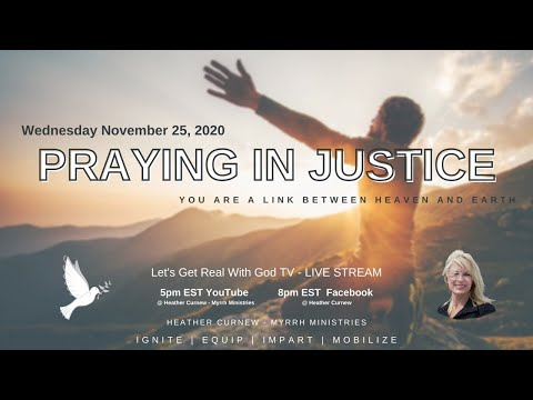 PRAYING IN JUSTICE