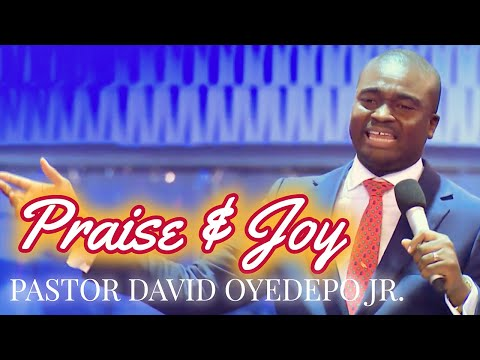 Pastor David Oyedepo Jr.Praise & Joy