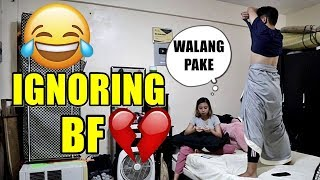 IGNORING MY BOYFRIEND!! *EXPECT THE UNEXPECTED*| KATHRYE