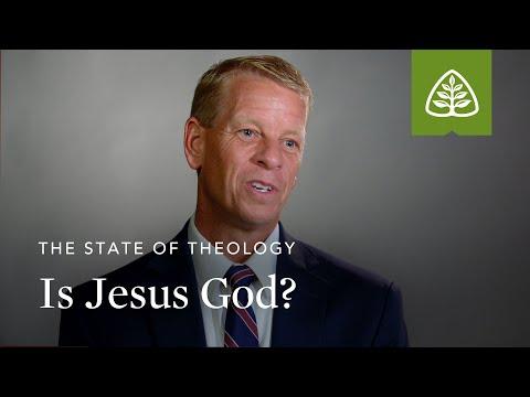 Is Jesus Divine? 30% of Evangelicals Say No.