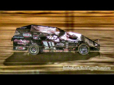 Black Flagged Pros Presents The Modified Main At Arizona Speedway April 30th 2016 http://www.facebook.com/BlackFlaggedPromotions https://www.facebook.com/ArizonaSpeedway/ - dirt track racing video image
