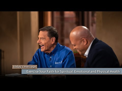 Exercise Your Faith for Spiritual, Emotional and Physical Health
