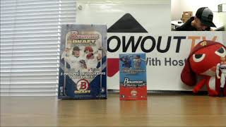 Eric's 2015 and 2016 Bowman Draft and Chrome Vending Break
