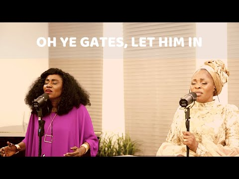 TOPE ALABI AND TY BELLO- OH YE GATES, LET HIM IN (Spontaneous Song)