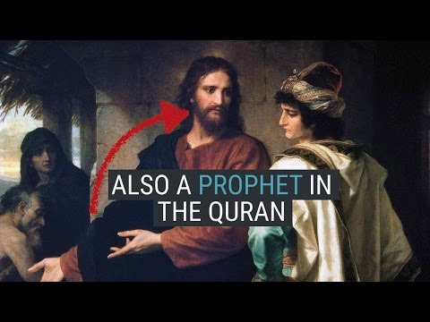 How Jesus Christ is depicted in Islam - UCcyq283he07B7_KUX07mmtA
