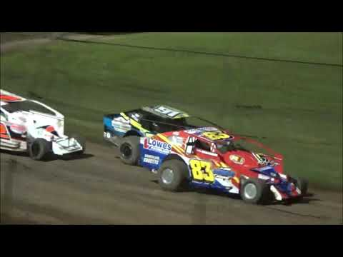 V8 Dirt Modifieds Feature - Mr. Modified Round 2 - Lismore Speedway - 24.04.21 - dirt track racing video image