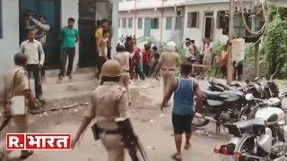 गुजरात के सूरत में पुलिस से भिड़े स्थानीय लोग, करंट लगकर युवक की मौत के बाद बरपा हंगामा