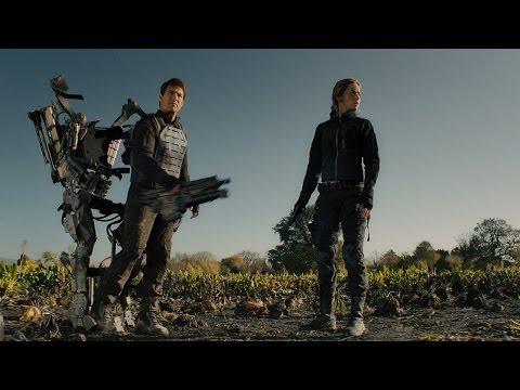 Edge of Tomorrow - Official Main Trailer [HD] - UCjmJDM5pRKbUlVIzDYYWb6g