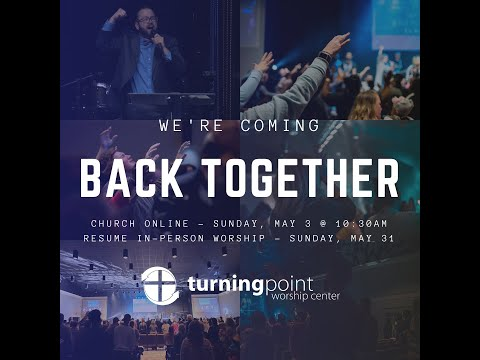 Special Announcement: Changes to Church Online and Plan To Resume In Person Worship