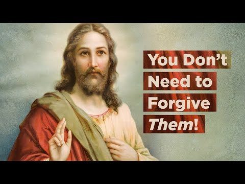 You Dont Need to Forgive Them! - Things Jesus Never Said Part 1  Pastor Craig Groeschel