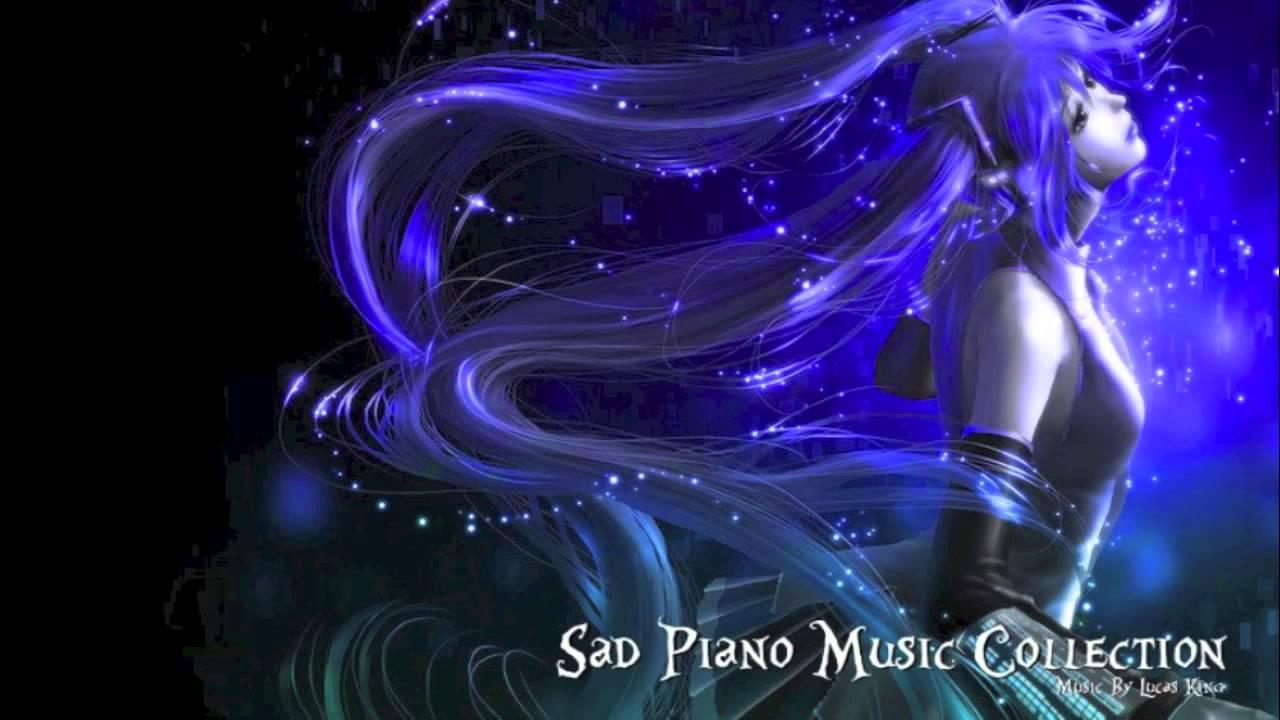 1 Hour of Sad Piano Music | Vol  1 | Piano & Orchestra