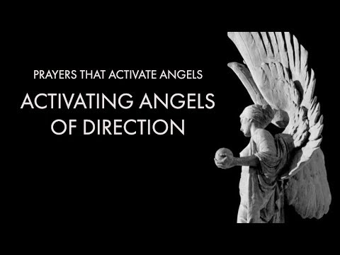 Activating Angels of Direction  Prayers That Activate Angels