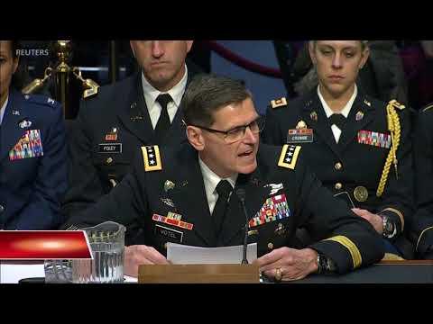 Tướng Mỹ cảnh báo nguy cơ sau khi Mỹ rút quân khỏi Syria (VOA)