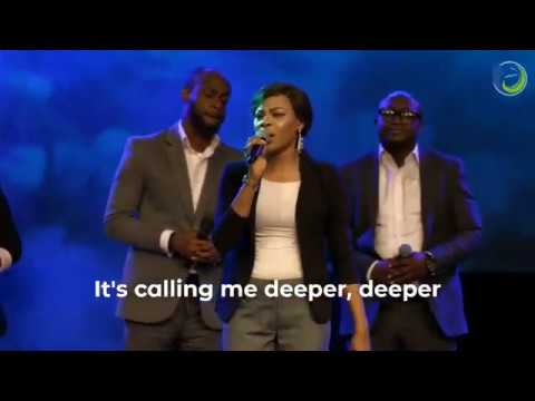 Cover of 'Deeper- Mavin Sapp' by Ccioma and the Elevation Priests of Praise
