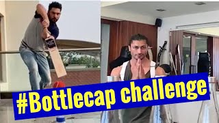 The Best Bottlecap challenges - Yuvraj Singh, Salman Khan, Shikhar Dhawan and other Bollywood celebs