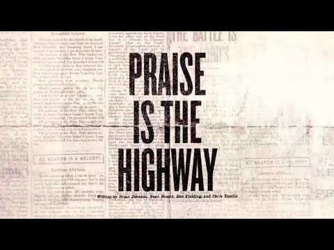 Praise Is The Highway (Official Lyric Video) - Bethel Music  VICTORY